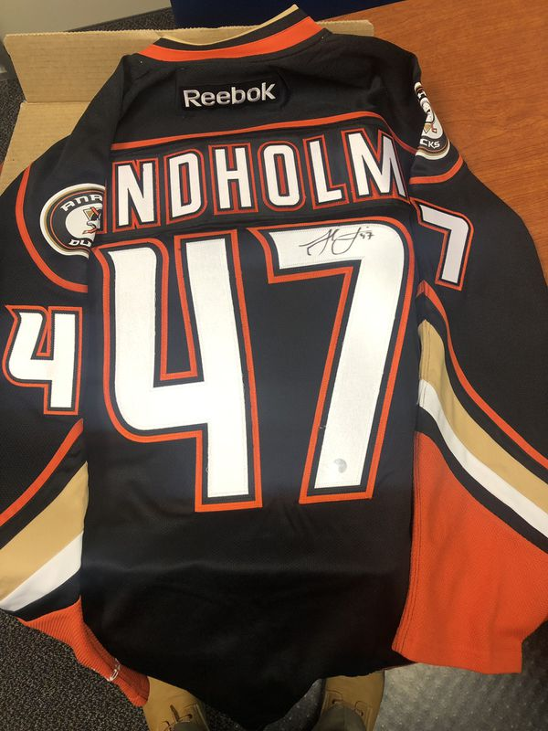 watch 205e5 202d8 Hampus Lindholm signed Anaheim Ducks jersey - Framework COA for Sale in  Menifee, CA - OfferUp