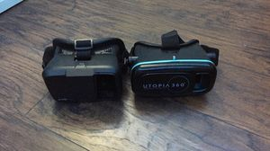 2 Phone VR Headsets for Sale in Santa Maria, CA