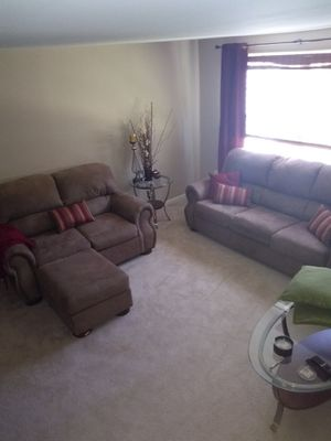 Oversized Sofabed living rm(4pieces) for Sale in Alexandria, VA
