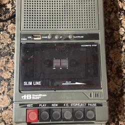 Cassette Player Thumbnail