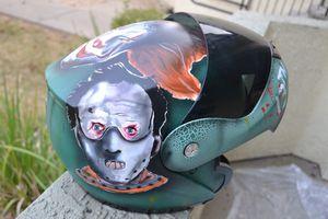 Get your helmet customized (READ DESCRIPTION‼️) for Sale in Arlington, VA