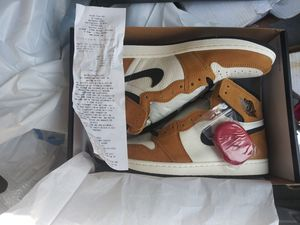 Jordan 1 rookie of the year for Sale in San Francisco, CA