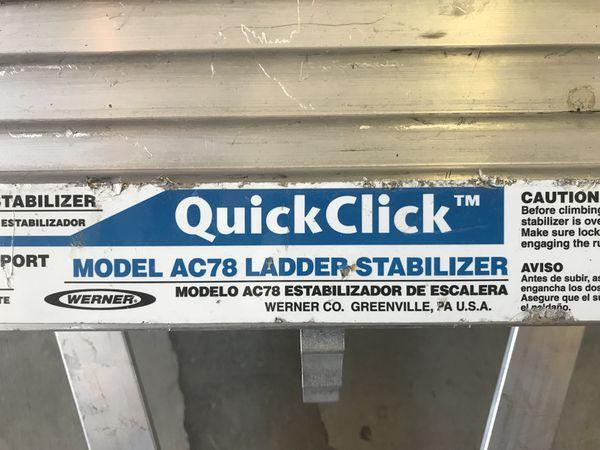 Werner Ladder Accessories For Sale In Phoenix Az Offerup
