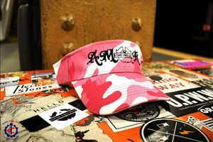finest selection dc0a6 9904a Camo pink AMOR Hat, Brand  Iconicvibesonly for Sale in Queens, NY