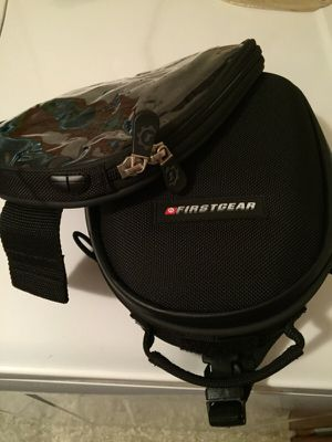 Motorcycle tank bag for Sale in Rockport, MA