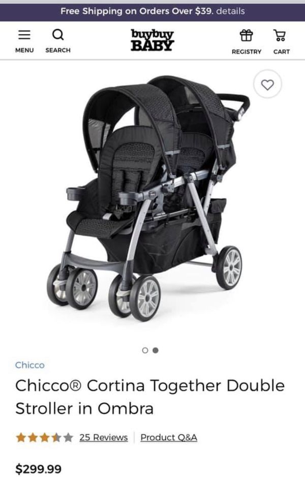 0c66fb001 New and Used Double stroller for Sale in Littleton, CO - OfferUp