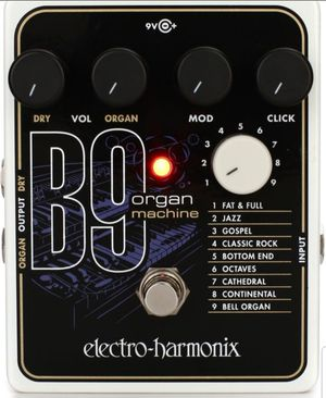 Electro Harmonix B9 Pedal for Sale in Tacoma, WA