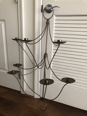 Wrought Iron Candelabra for Sale in Baltimore, MD