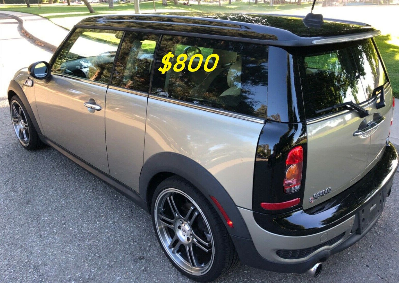 $8OO URGENT I selling 2009 MINI Cooper Clubman S Clean tittle.Drives great