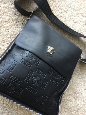 Versace men bag for Sale in Oxon Hill, MD