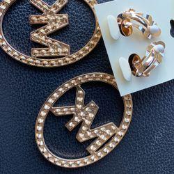 Earrings /gold Color Thumbnail