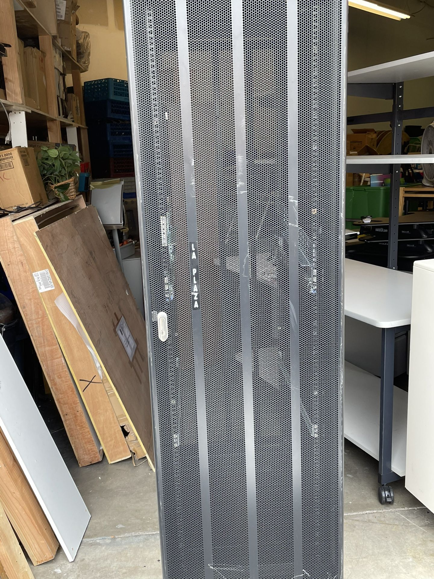 """Commercial Series network server cabinets, servers, patch panels, PDUs, routers, and more,$500 """"COP""""(Click On Profile)"""