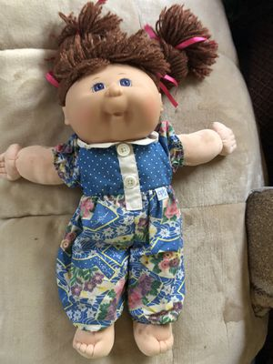 Cabbage patch doll, used for sale  Stroud, OK