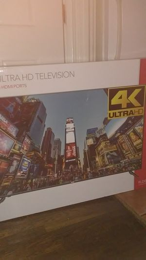 4k 50inc flat screen RCA TV for Sale in Washington, DC