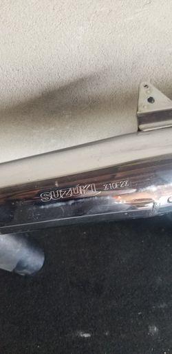 Suzuki intruder 1500cc 1998 mufflers Thumbnail