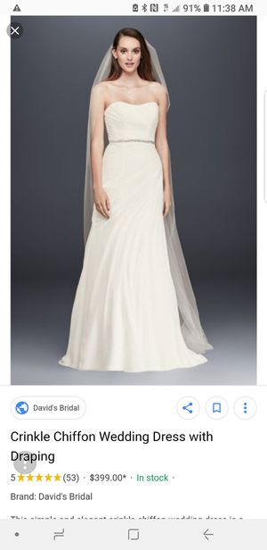 New and Used Wedding dresses for Sale in Colorado Springs, CO - OfferUp