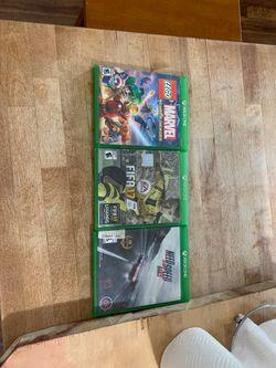 LEGO marvel. Fifa 17. Need for speed Thumbnail