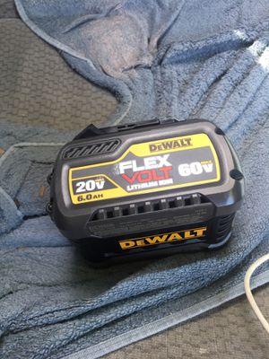 60V batería dewal nueva for Sale in Adelphi, MD