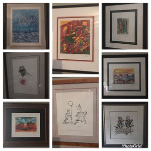 Jerry Garcia Limited Edition Lithographs for Sale in Austin, TX