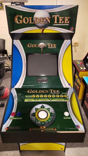 Photo 97' Golden Tee Arcade
