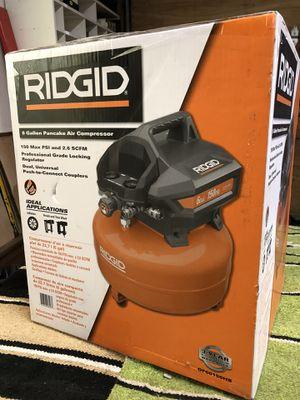 Rigid Air compressor for Sale in Auburn, WA
