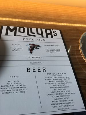 Molly B's at Mercedes Benz Stadium for the Falcons/Cowboys game Sunday 11/18 at 1pm for Sale in Atlanta, GA