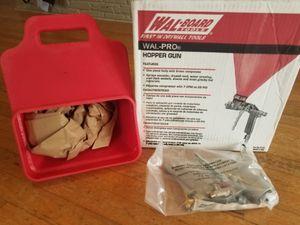 NEW DRYWALL HOPPER GUN for Sale in Fairfax, VA