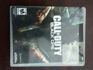 PS 3 COD BLACK OPS for Sale in Washington, DC