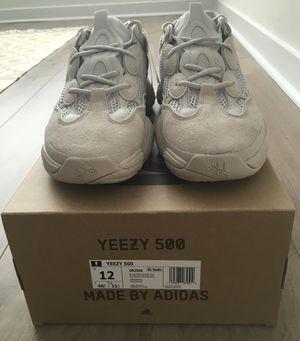 Yeezy 500 Blush size 12 for Sale in Washington, DC