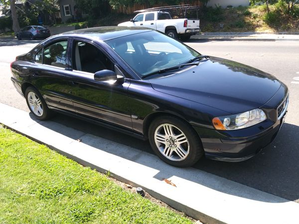 2005 Volvo S60 2 5 Turbo For Sale In Roseville Ca Offerup