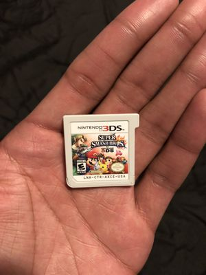 Super Smash Bros game for Sale in Adelphi, MD