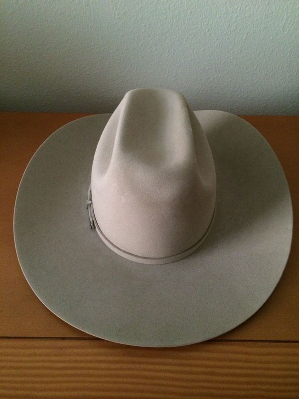 Stetson 50 X cowboy hat for Sale in Tarpon Springs b9184096621a