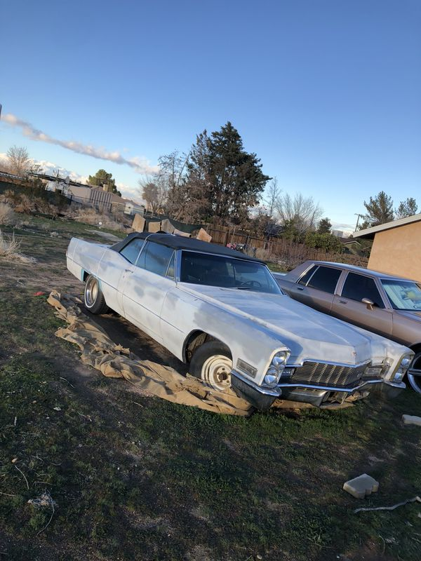 1968 Cadillac DeVille for Sale in Victorville, CA - OfferUp