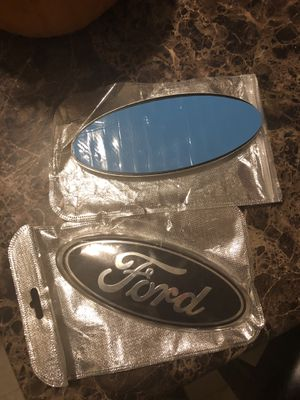 "7"" ford emblem for Sale in Houston, TX"