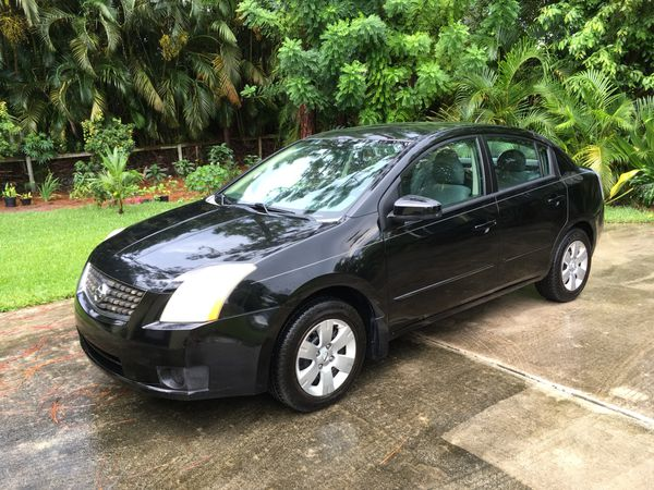 2007 Nissan Sentra 2.0 Manual for Sale in Palm Beach Gardens, FL - OfferUp