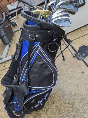 Photo Lefty King cobra golf set $175