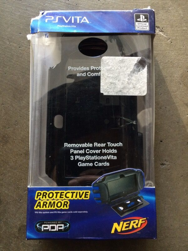 Ps Vita Protective Armor For Sale In San Jose Ca Offerup