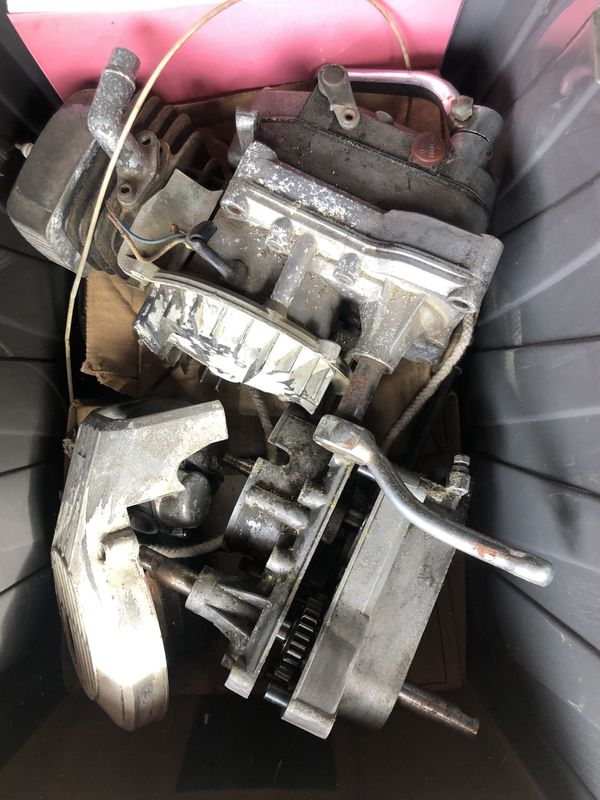 (2) Minarelli V1 parts moped motors for Sale in Los Angeles, CA - OfferUp