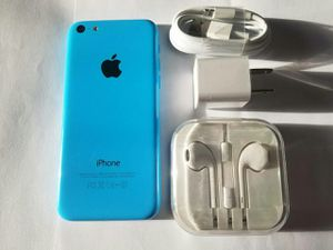 IPhone 5 c, 16GB, UNLOCKED,  Excellent Condition,  Clean IMEI,  No Issues, (Comes with Charger and Headphone) for Sale in Springfield, VA