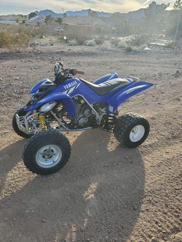 2007 raptor 660