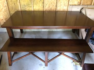 Photo Pier 1 Dining Table set