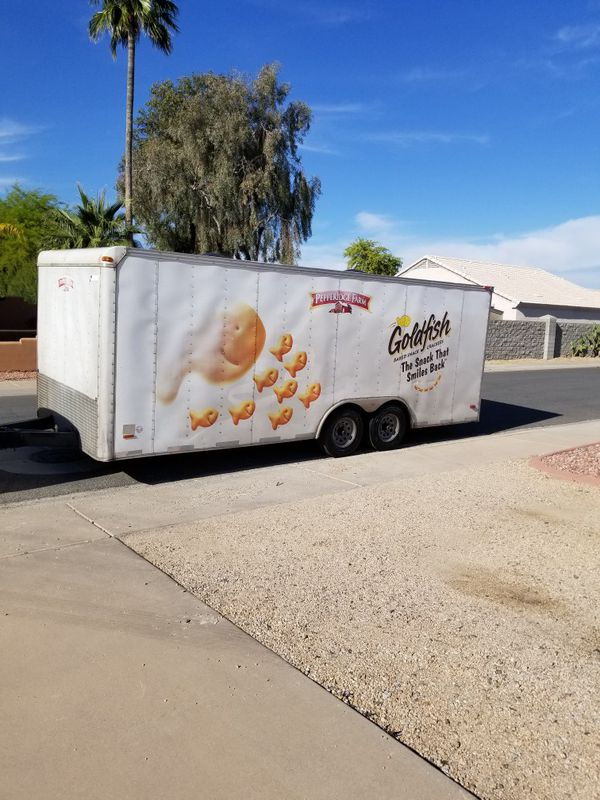 2004 Pace American 20 Ft Trailer Car Hauler For Sale In