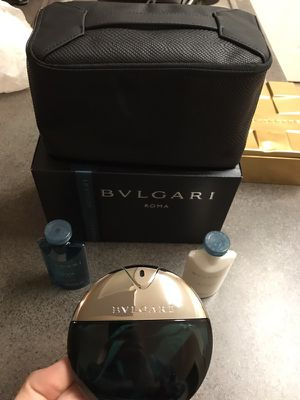 BVLGARI GIFT KIT FOR HIM for Sale in Ashburn, VA