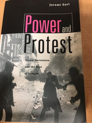 Power And Protest By Jeremiah Suri for Sale in Austin, TX