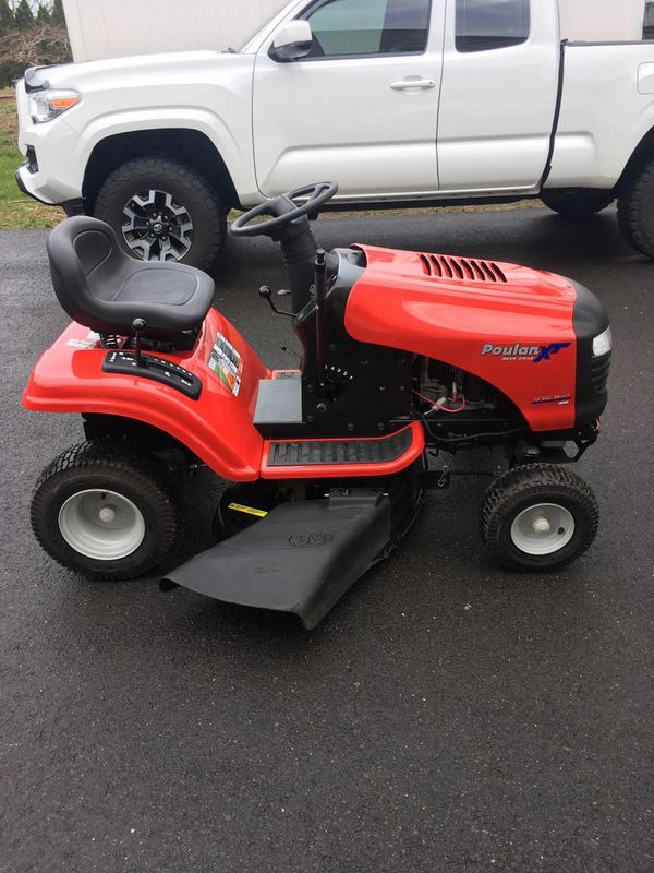 Poulan Xt 12 5 Hp 38 Deck Mower