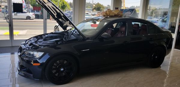 2008 BMW M3 sedan 6speed for Sale in Concord, CA - OfferUp
