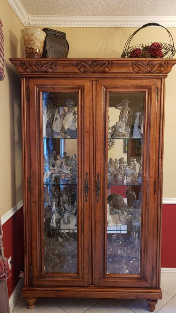 Reduced Tommy Bahama China Cabinet For Sale In Miami Fl