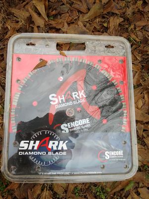 14in diamond blade for Sale in Simpsonville, SC