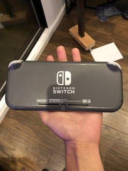 Nintendo Switch Lite Thumbnail