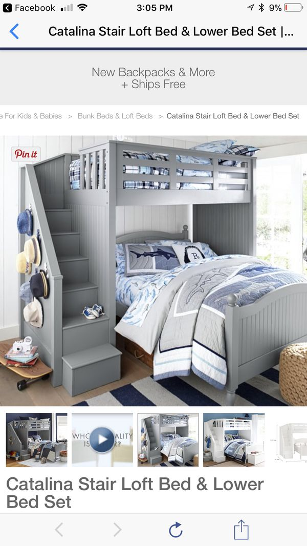 Get Pottery Barn Bunk Beds Images
